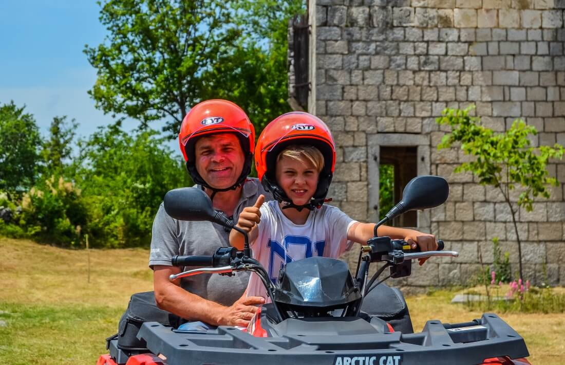 ATV Quad Family Tour - list tour image